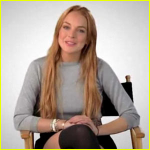 Lindsay Lohan Makes Challah Joke -- New Funny or Die Video!