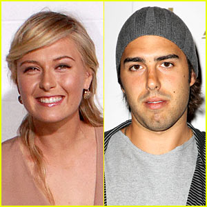 Maria Sharapova Engaged to Lakers Player Sasha Vujacic