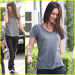 Megan Fox: Retail Therapy with a Friend!