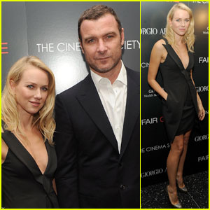 Naomi Watts: 'Fair Game' Screening with Liev Schreiber