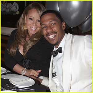 Mariah Carey Hosts Nick Cannon's Birthday Bash
