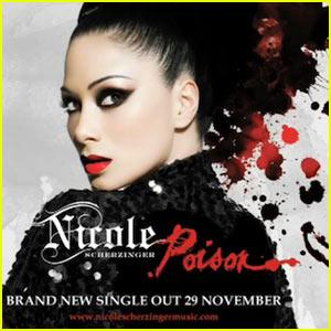 Nicole Scherzinger: POISON Premiere!