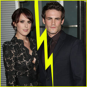 Rumer Willis &#038; Micah Alberti Split