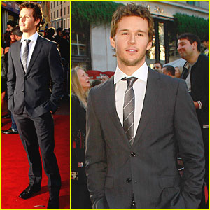 Ryan Kwanten: 'Legend of the Guardians' UK Premiere!