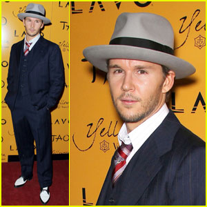 Ryan Kwanten: Channeling Charles Manson