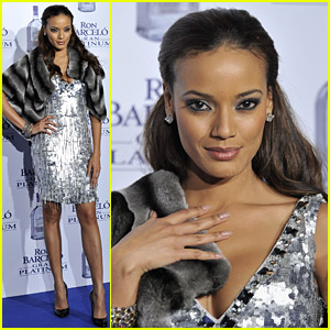 Selita Ebanks: Ron Barcelo Gran Platinum Party