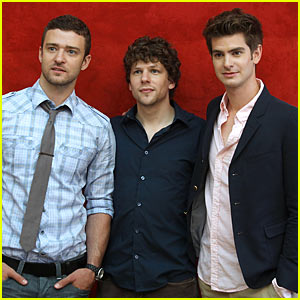 'The Social Network' Nabs #1 at Box Office