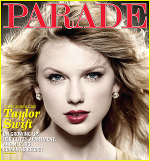 Taylor Swift: PARADE Magazine Cover, Album Release Festivities!