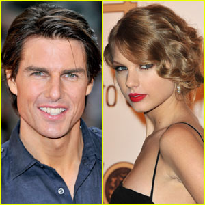Tom Cruise & Taylor Swift Teaming Up for 'Rock of Ages?'