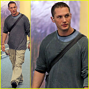 Tom Hardy: See You Later, Vancouver!