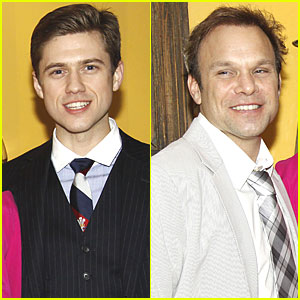 Aaron Tveit & Norbert Leo Butz: Catch Us If You Can!