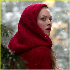 Amanda Seyfried: 'Red Riding Hood' - FIRST LOOK!