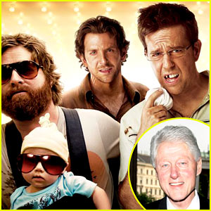 Bill Clinton: 'Hangover 2' Cameo!