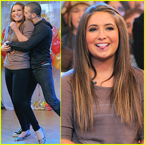 Bristol Palin &#038; Mark Ballas: Good Morning America!