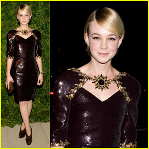 Carey Mulligan: Chanel Chic at CFDA/Vogue Awards