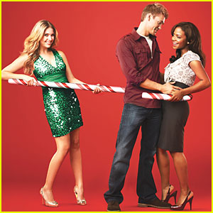 Chad Michael Murray: 'Christmas Cupid' Premieres December 12!