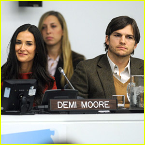 Demi Moore & Ashton Kutcher: Stop Human Trafficking!