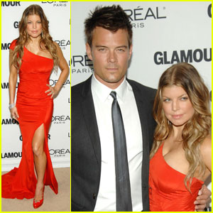 Fergie: 'Women of the Year Awards' with Josh Duhamel!