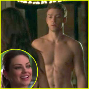 You Justin timberlake shirtless friends with benefits Seldom.. possible