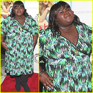 Gabourey Sidibe: 'Big C' Screening!