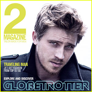 Garrett Hedlund Covers '2' Magazine