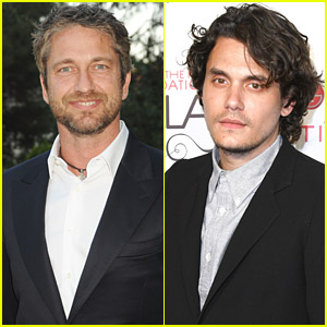 Gerard Butler &#038; John Mayer: Birthday Duet!