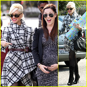 Erin Lokitz Photos, News and Videos | Just Jared Erin Lokitz Gwen Stefani