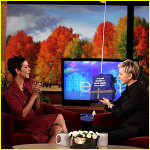 Halle Berry: 'I'm Not Going to Play Oprah'