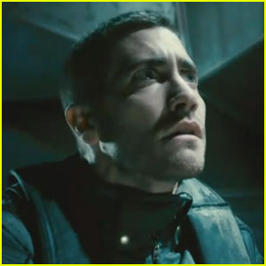 Jake Gyllenhaal: 'Source Code' Trailer with Michelle Monaghan!