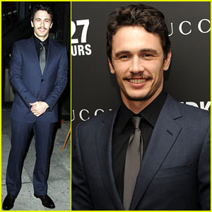James Franco: '127 Hours' NYC Premiere!