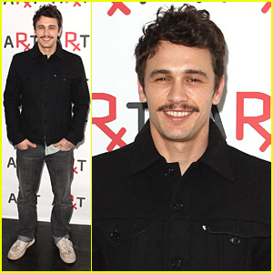 James Franco: RxArt Anniversary