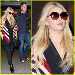 Jessica Simpson & Eric Johnson: Still Going Strong