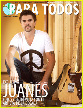 Juanes to Make History at Macy's Parade!
