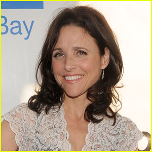 Julia Louis-Dreyfus: 'Veep' Star & Producer