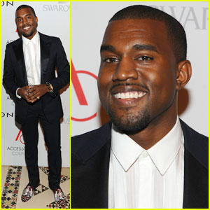 Kanye West: ACE Awards' Stylemaker of the Year!