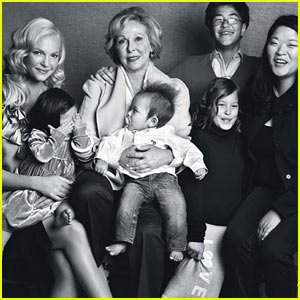 Katherine Heigl: Family Portrait Revealed!
