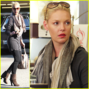Katherine Heigl is a Momma's Girl