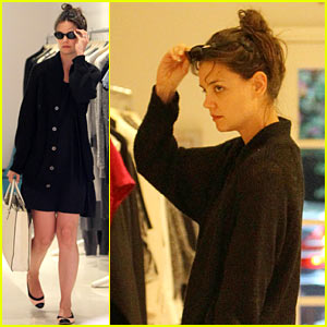 Katie Holmes: Back in the L.A. Routine!