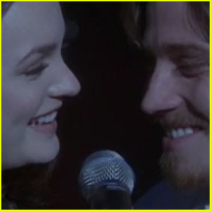 Leighton Meester: 'Country Strong' Duet with Garrett ...