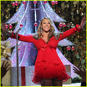Mariah Carey: Merry Christmas To You!