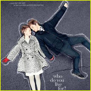 Mia Wasikowska & Henry Hopper: 'Restless' Trailer!