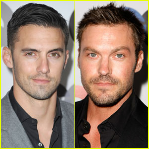 Milo Ventimiglia & Brian Austin Green: Get Some Sleep!
