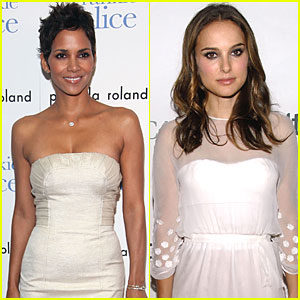 Halle Berry & Natalie Portman: 'Cloud Atlas' Stars!