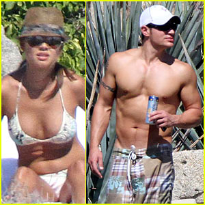 Nick Lachey & Vanessa Minnillo: Mexico Birthday Celebration!