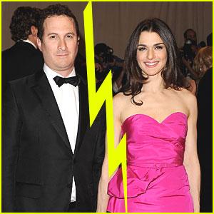 Rachel Weisz & Darren Aronofsky Split