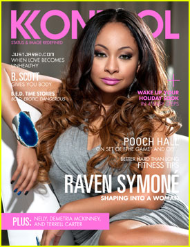Raven Symone Covers 'Kontrol' Magazine