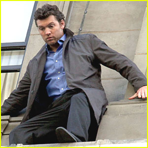 Sam Worthington: 'Man on a Ledge'!