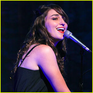Sara Bareilles Covers Cee Lo Green's 'F--k You'!