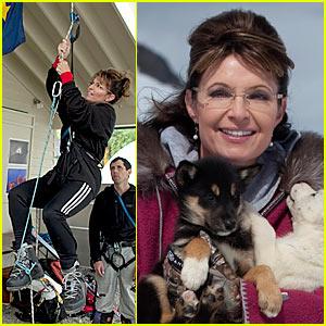 Sarah Palin's Alaska: Promo Pics!