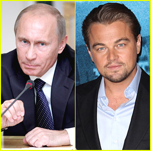 Vladimir Putin To Leonardo DiCaprio: You're A Real Man!